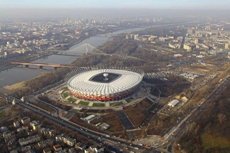 A lengyel nemzeti stadion árán épül a budapesti Puskás Aréna