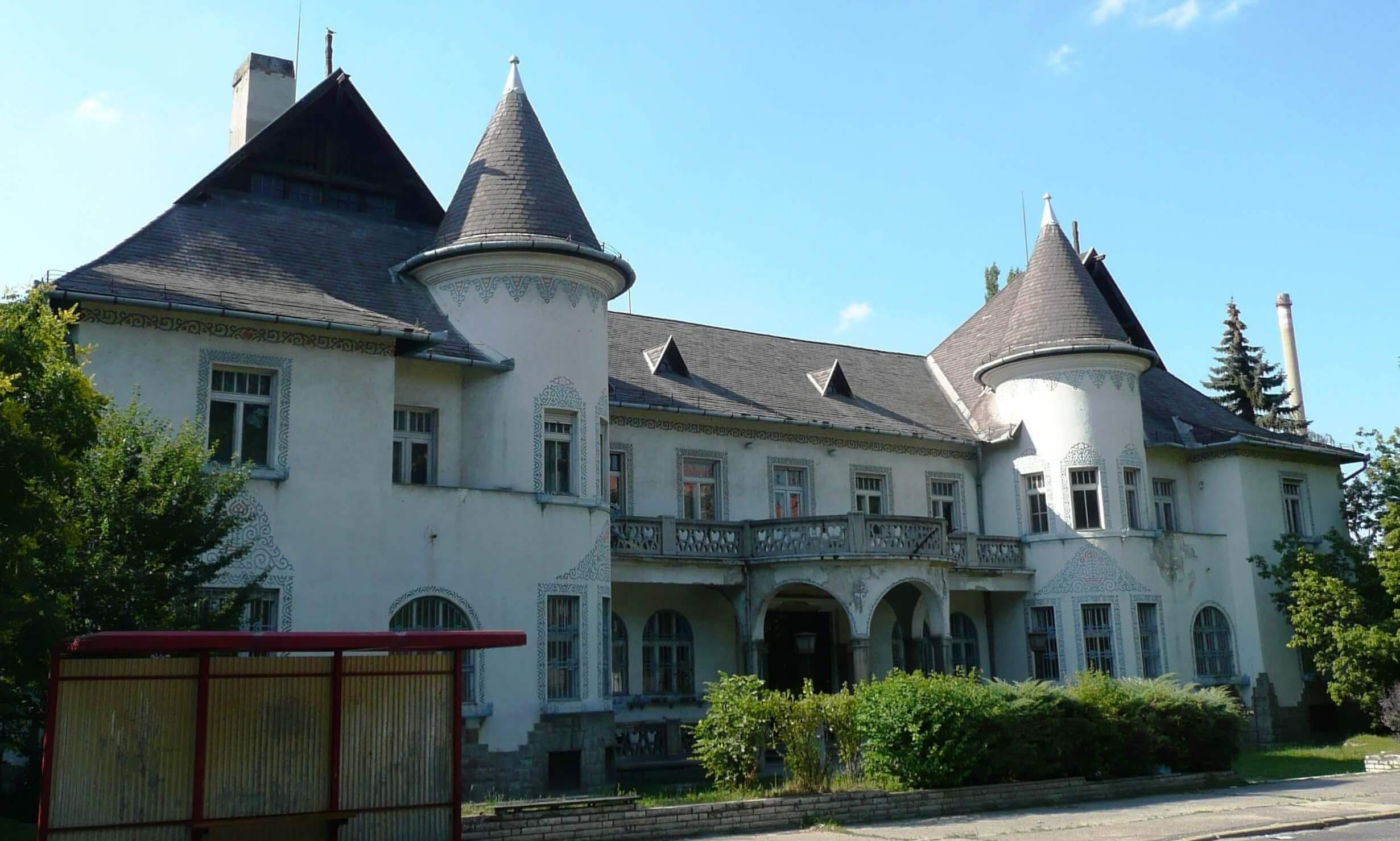 Tatabánya múzeumként kapja vissza 93 éves kaszinóját
