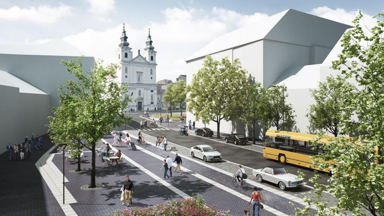 Három újabb soproni nagyberuházást jelentettek be