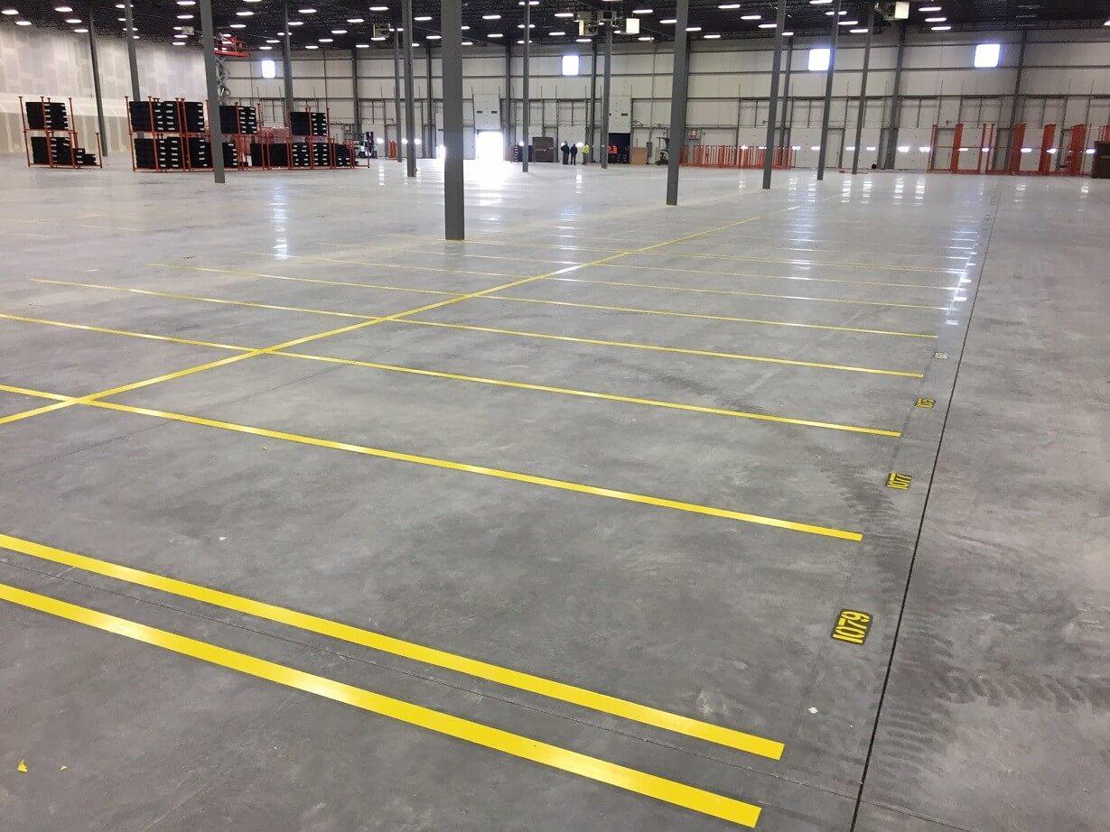 1,9 millió négyzetméternyi ipari padló szorul felújításra