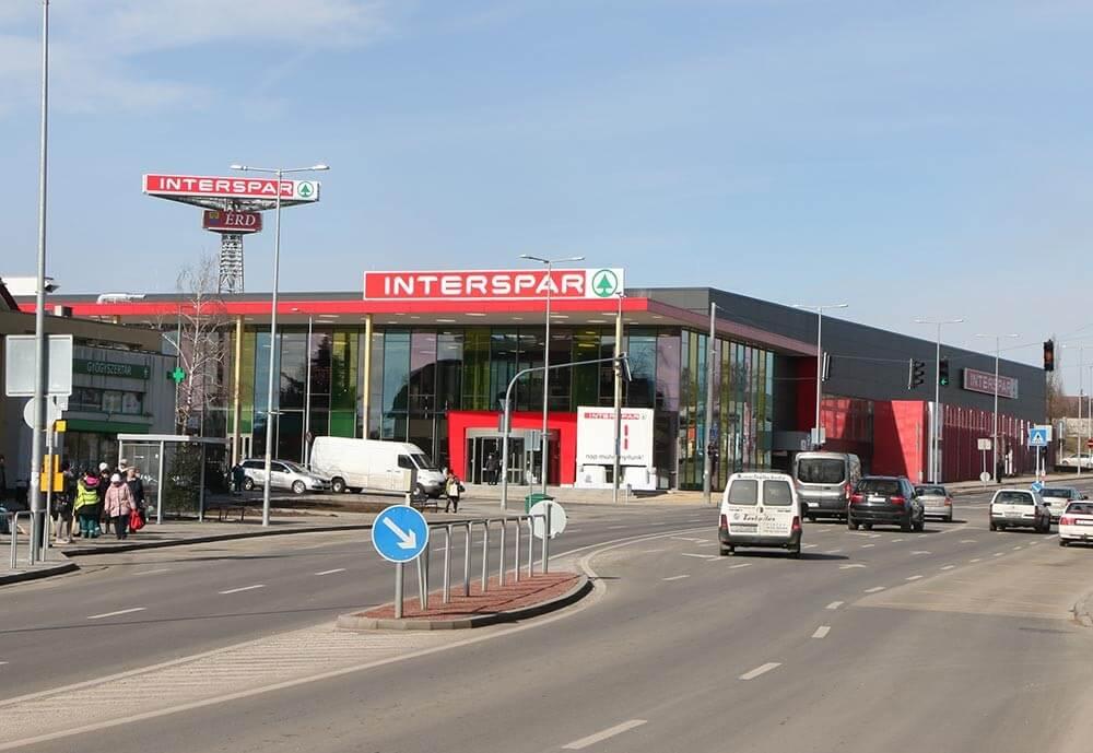 Átadták a Market kivitelezésében készült érdi bevásárlóközpontot