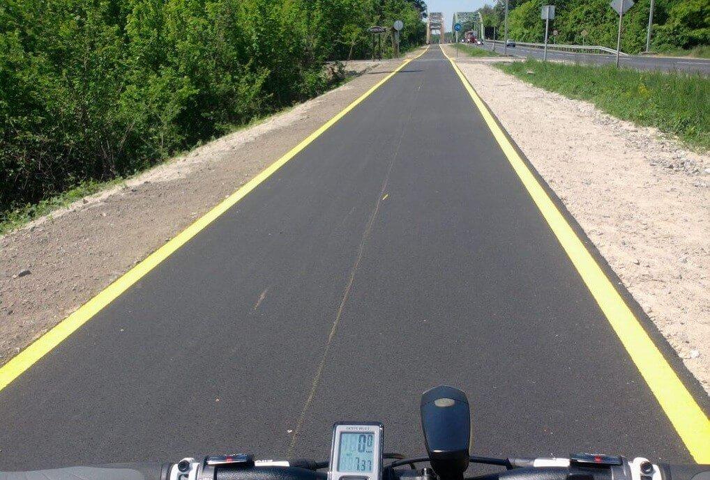 Kerékpáros összeköttetést kap Eger és Debrecen