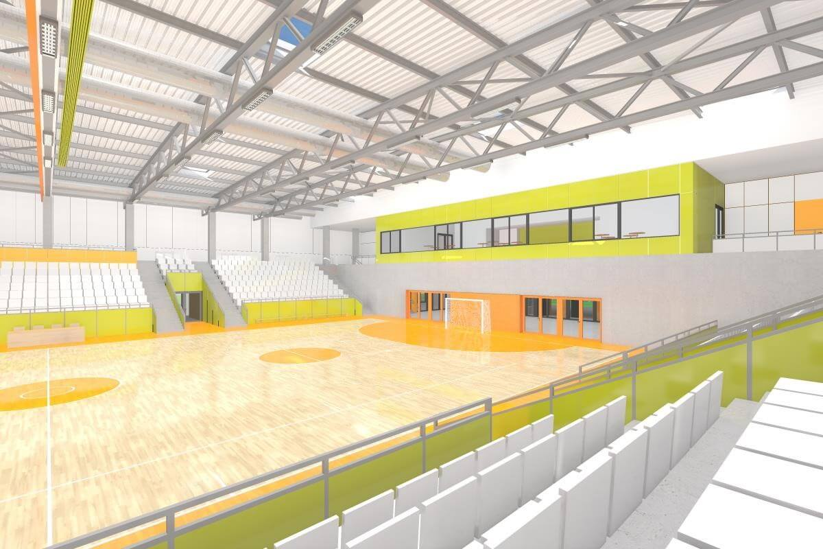 Hamarosan kezdődhet a monori sportcsarnok építése
