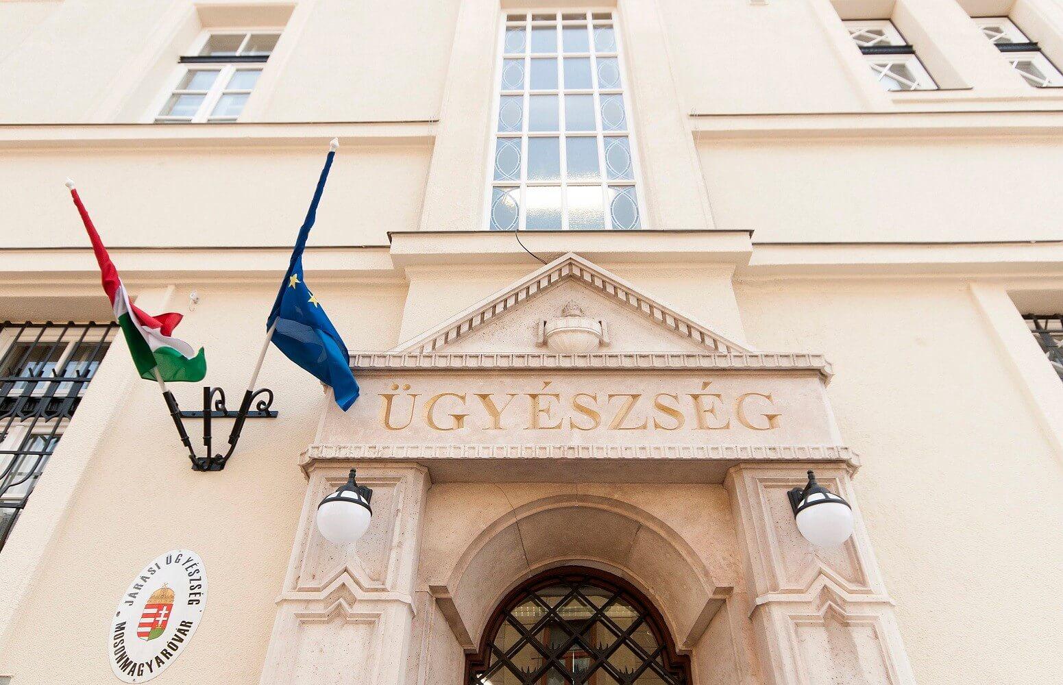 Energetikai felújítást és bővítést kapott a mosonmagyaróvári ügyészség