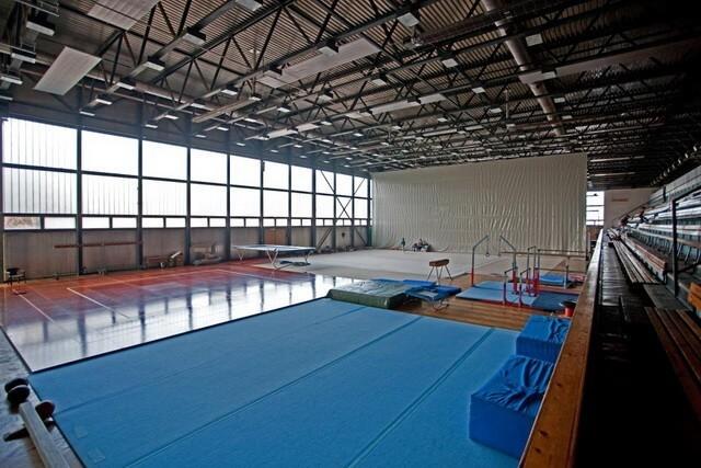 Új tornacsarnok épül a Vasas sporttelepén