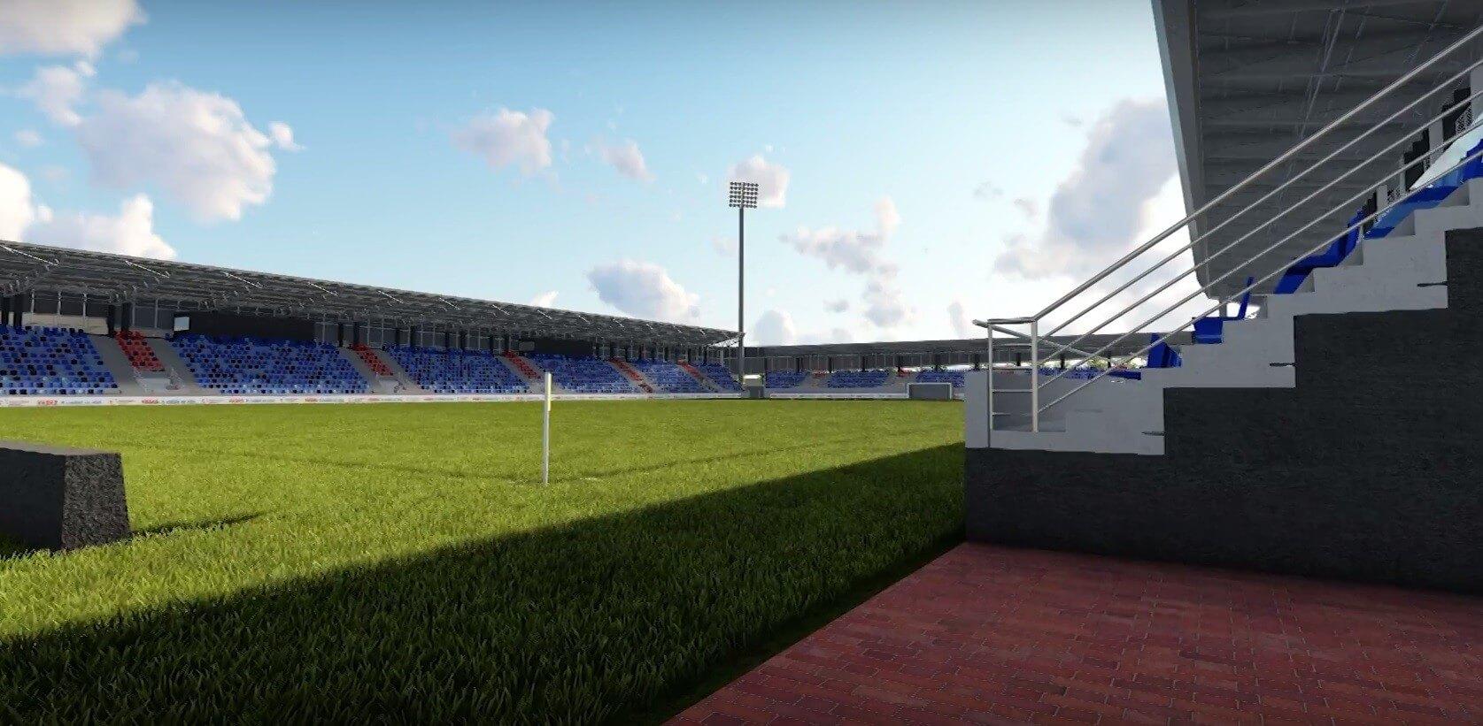 Jövő héten kezdődik a Vasas-stadion építése