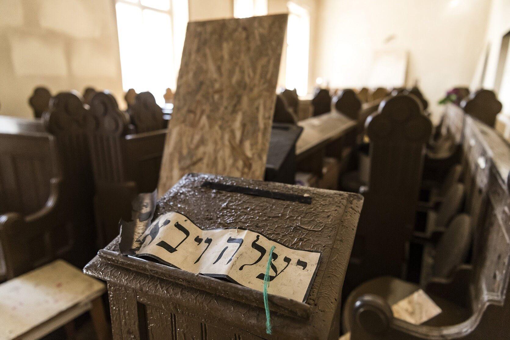 Nem csak renoválják, meg is újítják az ősszel leégett zuglói zsinagógát