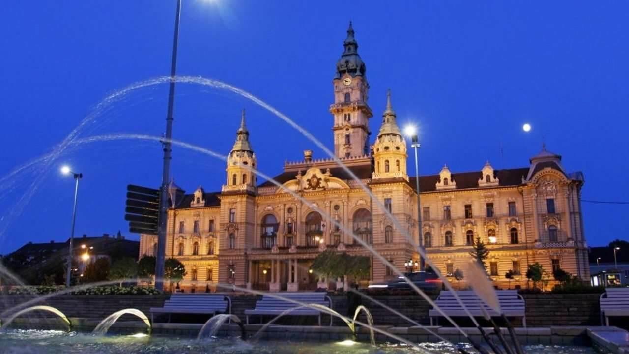 Nem csak modernek, okosak is lesznek megyei jogú városaink