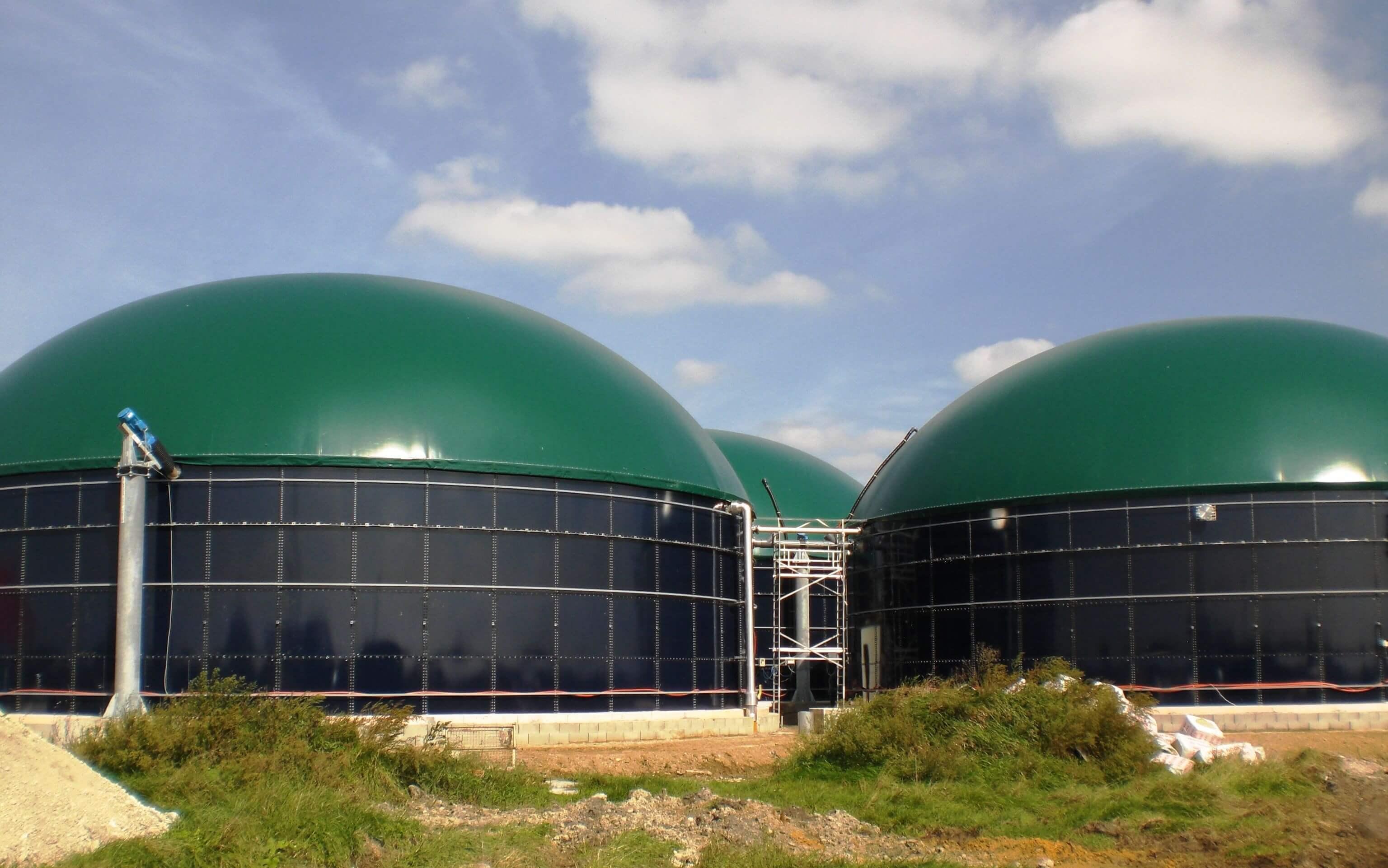 Magyar csúcstechnológiát alkalmaz a Balatonszabadiban épülő biogáz erőmű