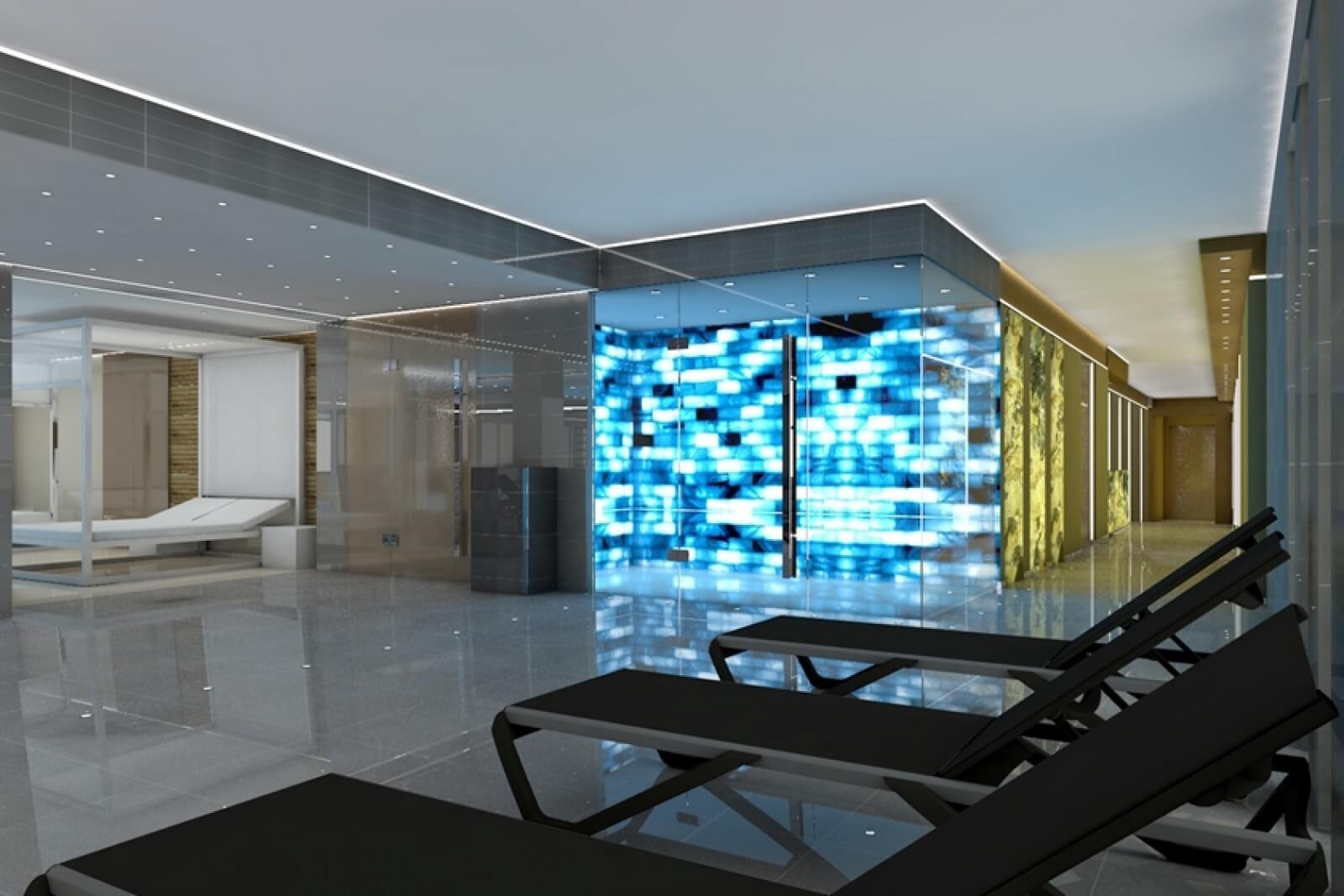Üres épületből született új szálloda Hévízen