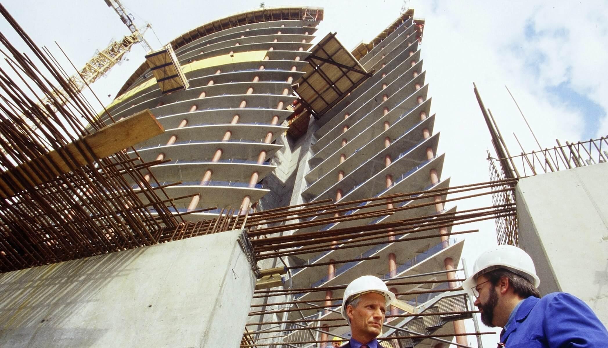 Az építőanyag-kereskedelem szembe ment az ágazati trenddel