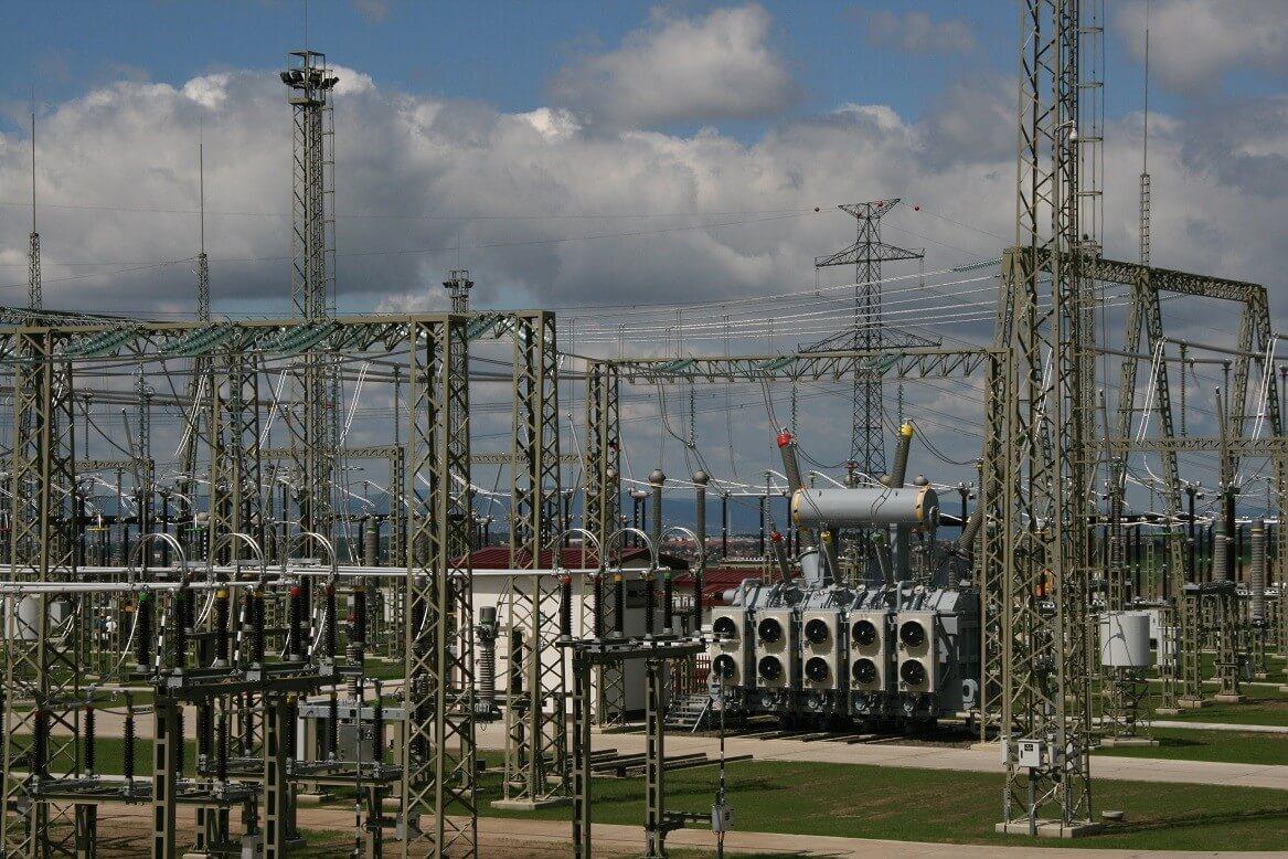 Új nagyfeszültségű alállomás javítja Komárom megye áramellátását