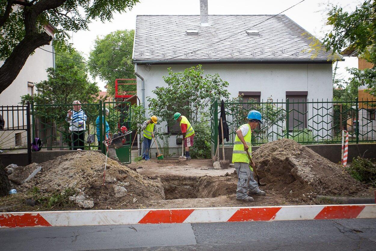 A Szabadics kivitelezi Komló szennyvízfejlesztéseit