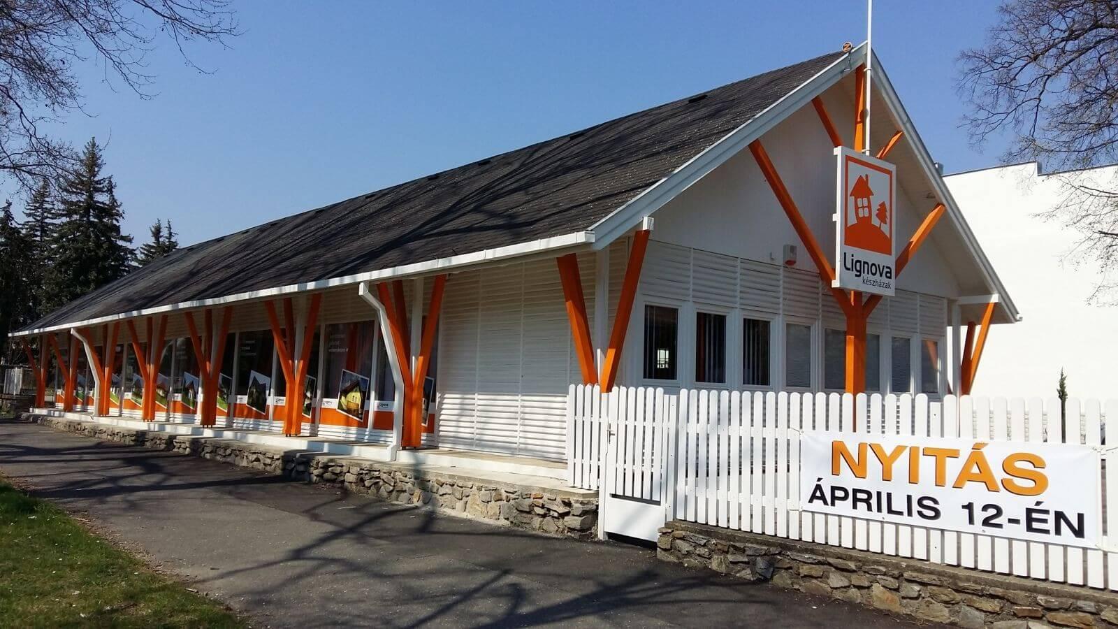 Készház bemutató centrumot adtak át Sopronban