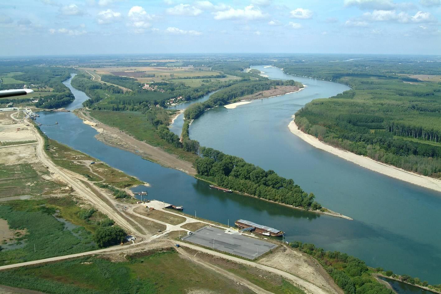 Új torkolati mederrel állítják helyre a Mosoni-Duna vízszintjét