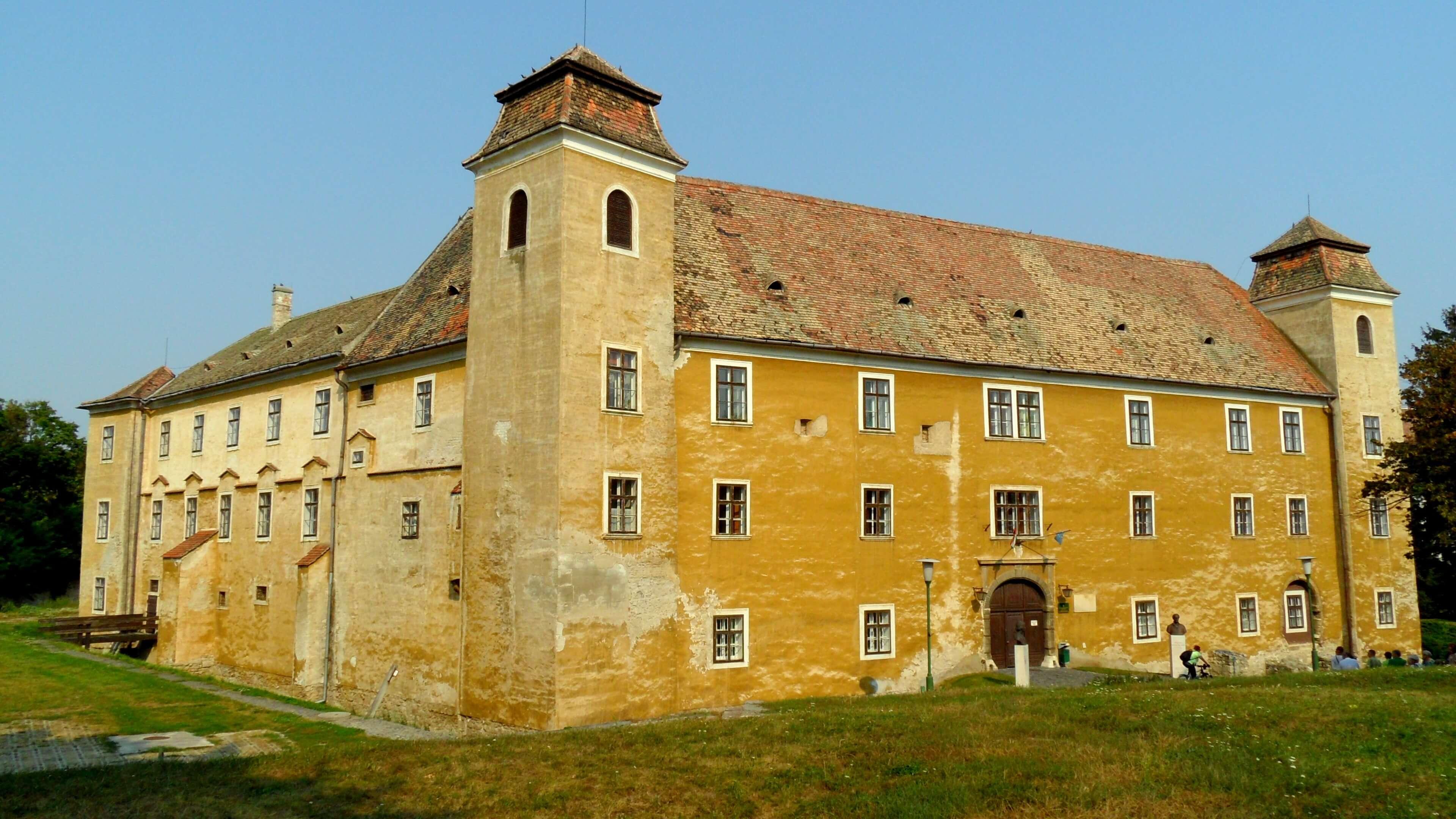 Turisztikai beruházásban újul meg Mosonmagyaróvár 400 éves vára