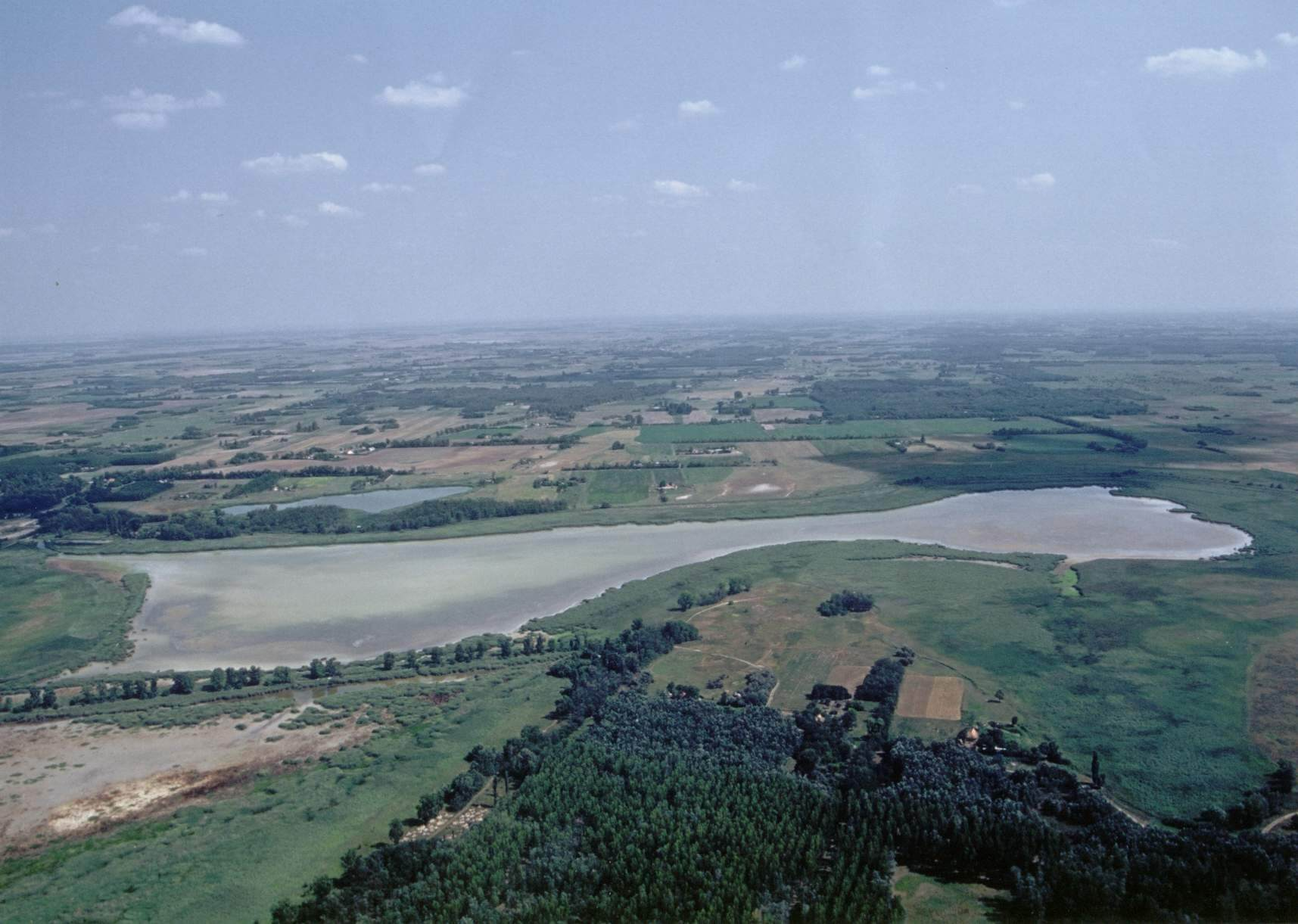 Madárparadicsom és látványos kirándulóhely jön létre a Kiskunsági Nemzeti Parkban