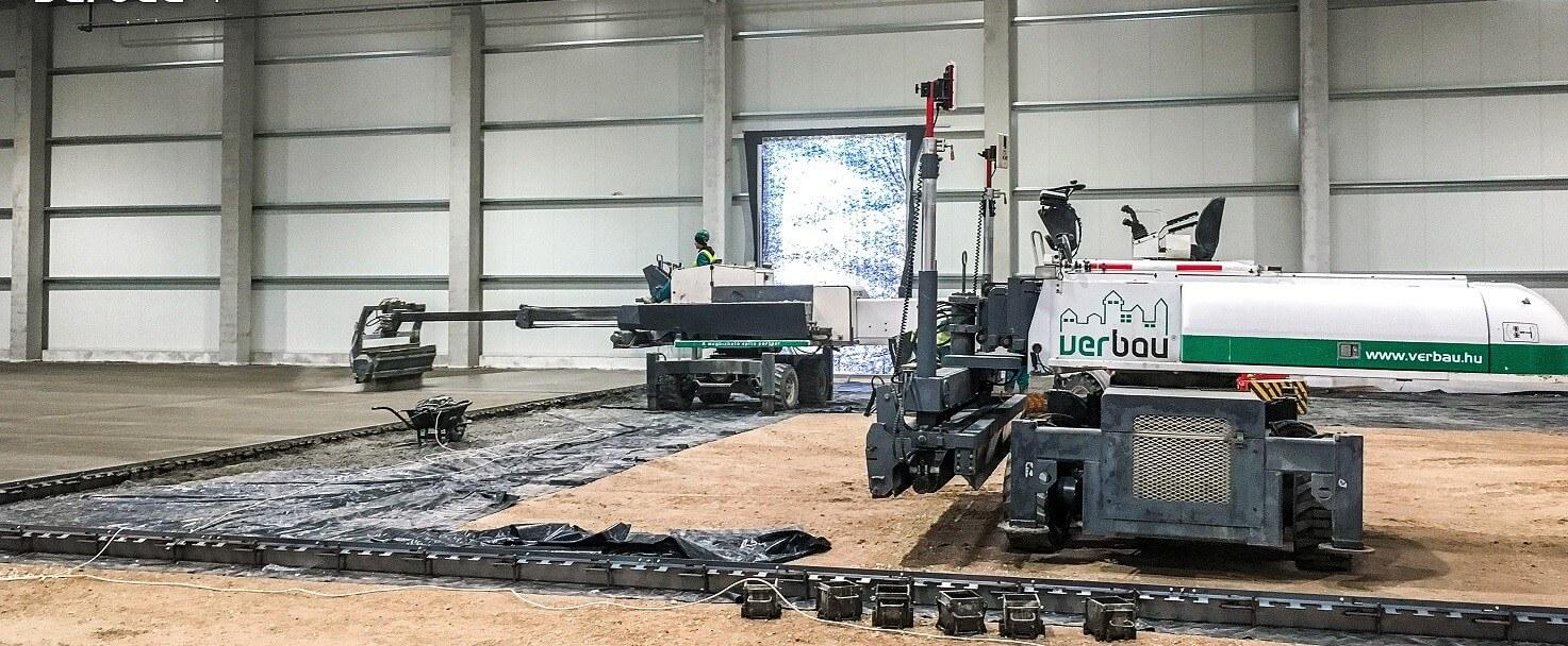 12 ezer négyzetméteres élelmiszeripari csarnokot épít a Ver-Bau Kecskeméten