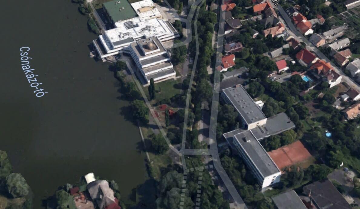 Így néz ki a négy iskolát egyesítő székesfehérvári campus terve