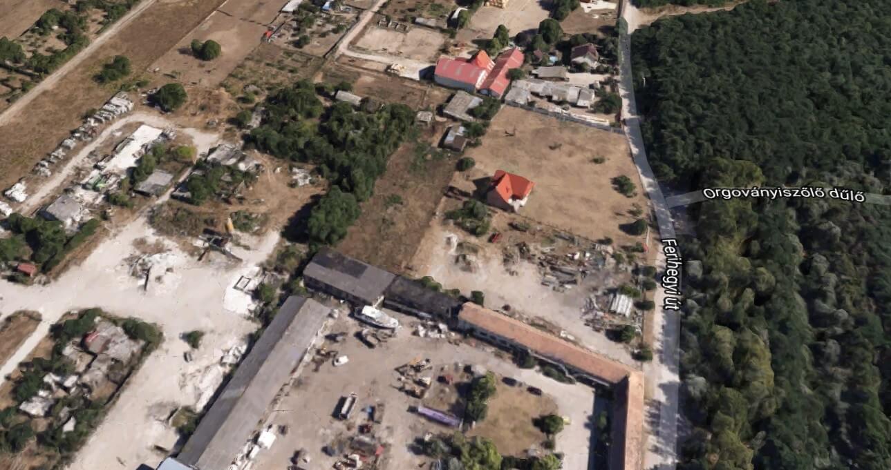 A Duna Aszfalt kivitelezi a Ferihegyi út meghosszabbítását