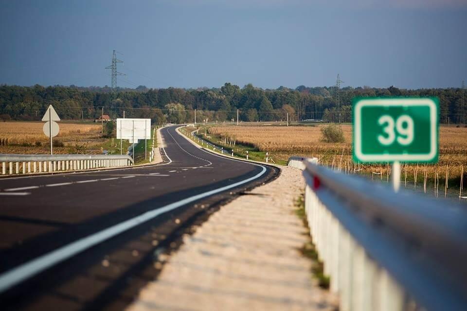 Hamarosan épülhet az M8-as osztrák határhoz vezető szakasza