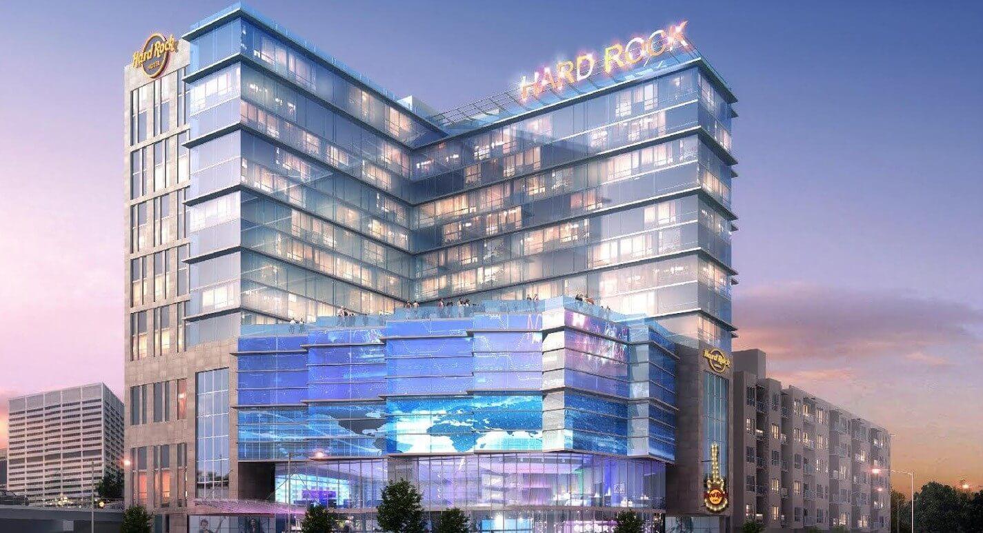 Hard Rock Hotel épül a pesti belvárosban