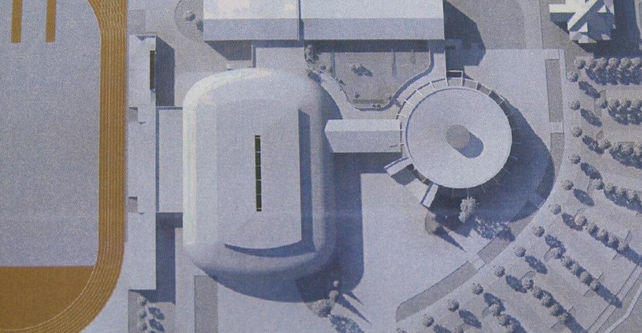 Elkezdte a kaposvári sportcsarnok építését a ZÁÉV és a Fertődi Építő