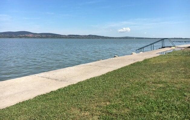 A Colas Alterra és a Swietelsky kivitelezésében újul meg a Velencei-tó
