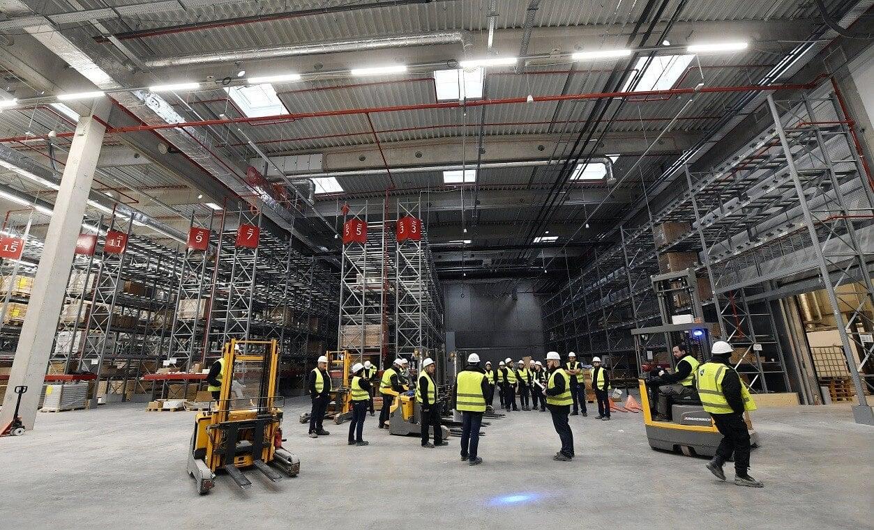 Jövő héten nyílik meg Magyarország legnagyobb áruháza