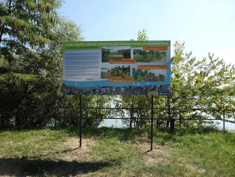 Már idén elindulhat a csillaghegyi Duna-part árvízvédelmének kiépítése