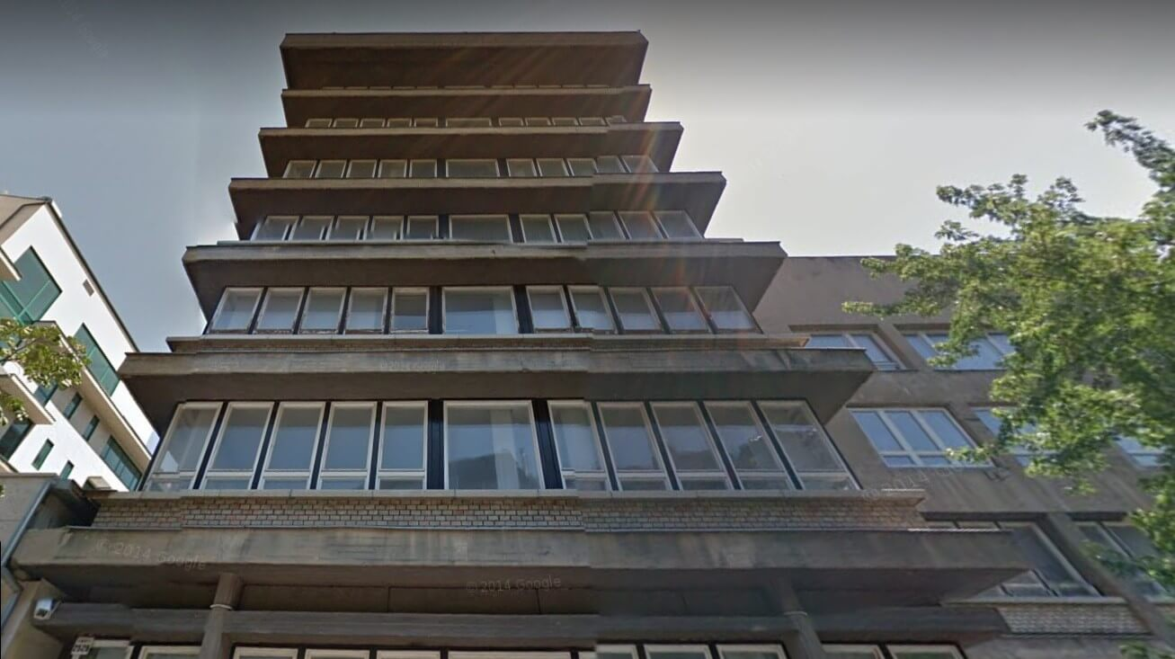 Új irodaház születik a budai belvárosban