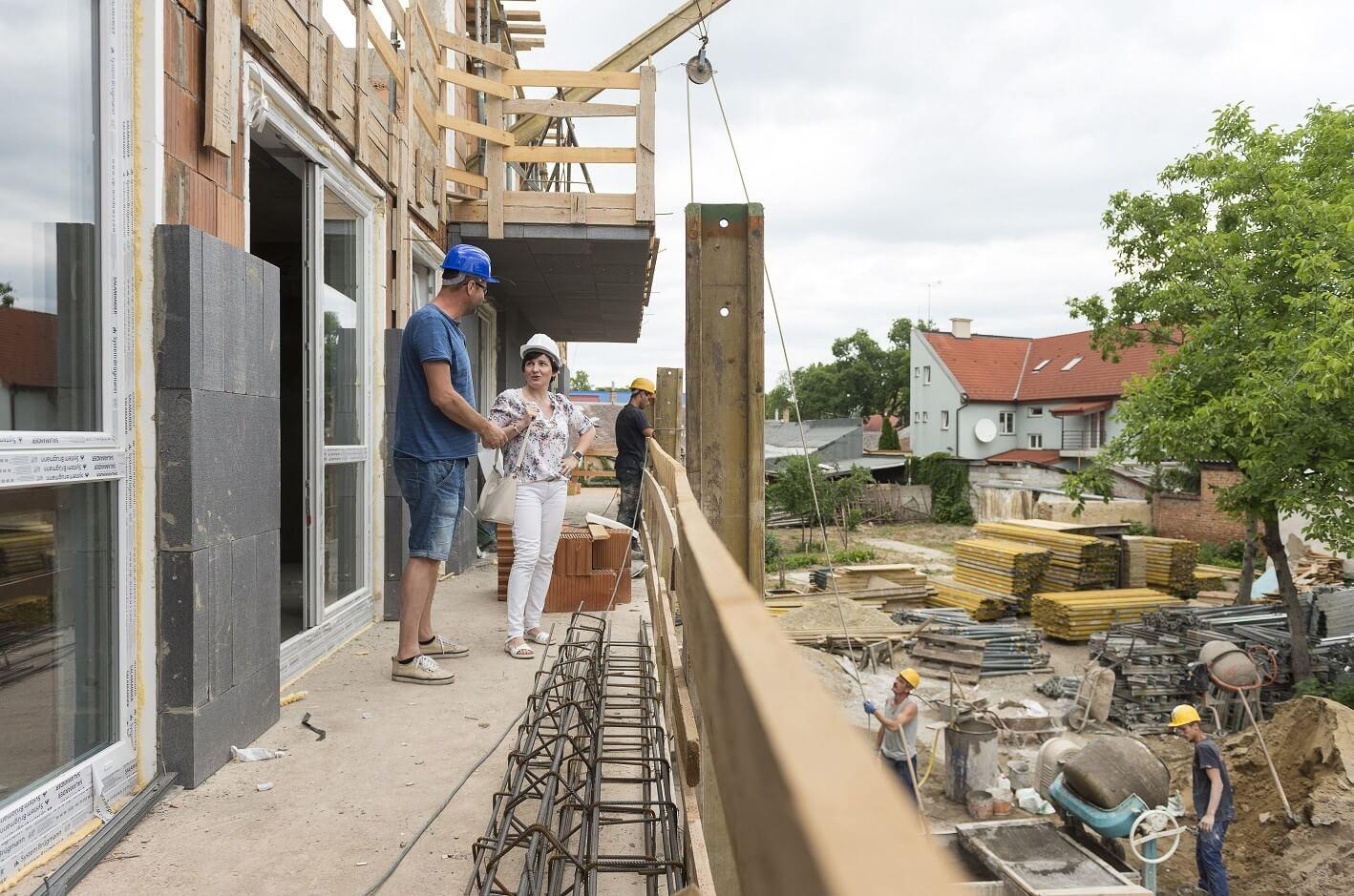 Az év végéig hatszáz új lakás épülhet Nyíregyházán