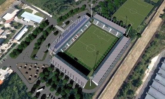 Ifjúsági Centrumként épül meg Szeged új stadionja