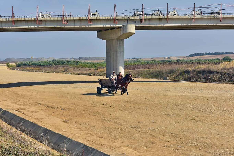 Ahogy azt jeleztük: a román autópályán 8,4 milliárdba kerül egy kilométer