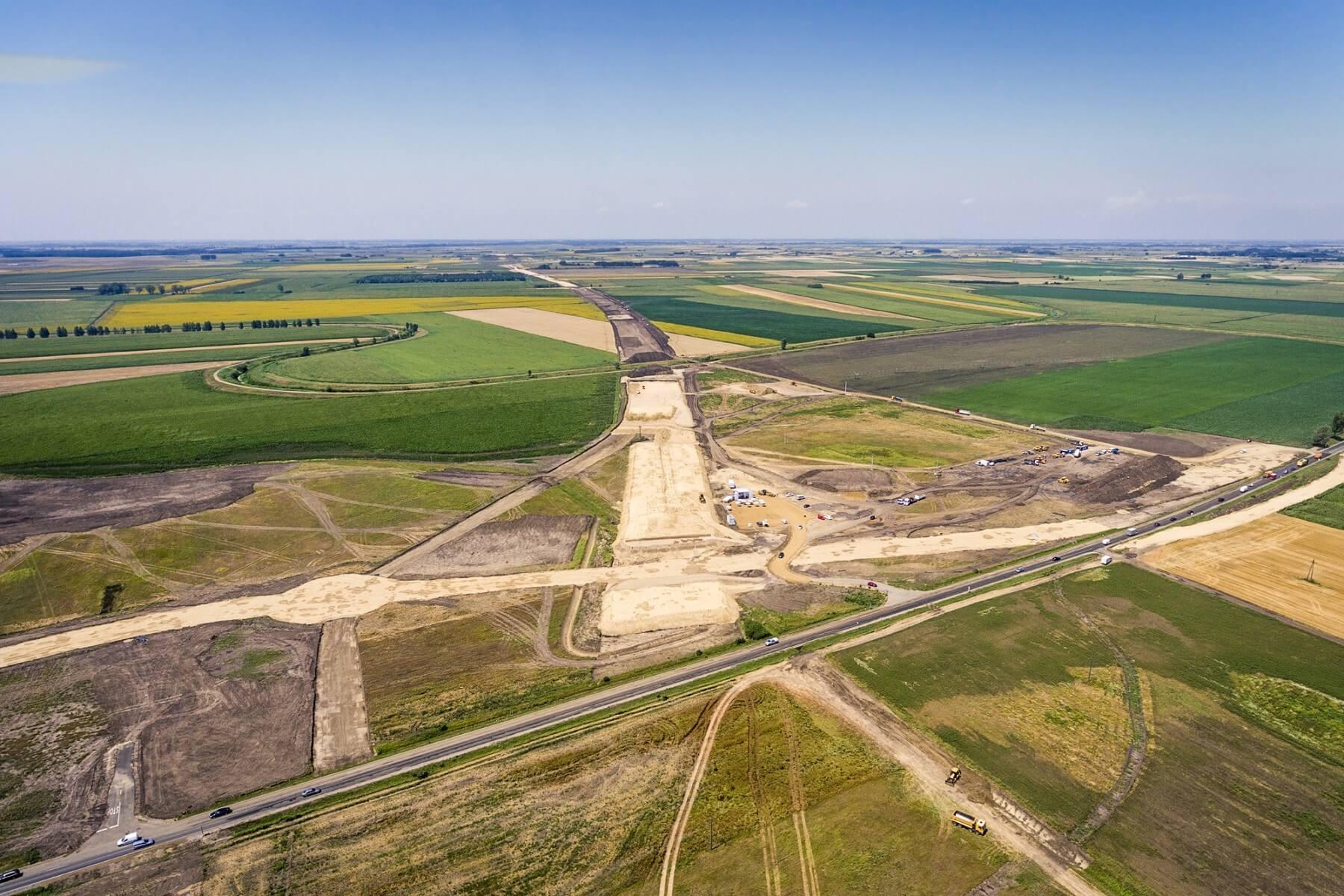 Keleten is elindult az M4-es kivitelezése, megépül a hiányzó láncszem Debrecen és Nagyvárad között