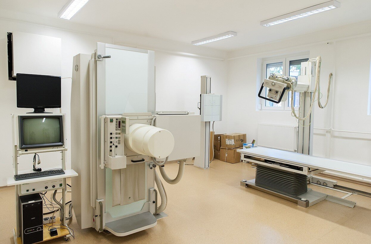 Energetikai felújítást kapott Komárom 70 éves kórháza
