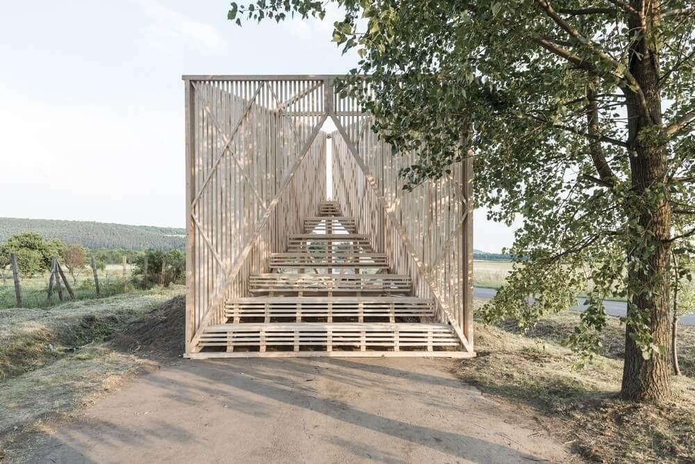 A tokaji borvidék értékeire alapoztak a Hello Wood építészei