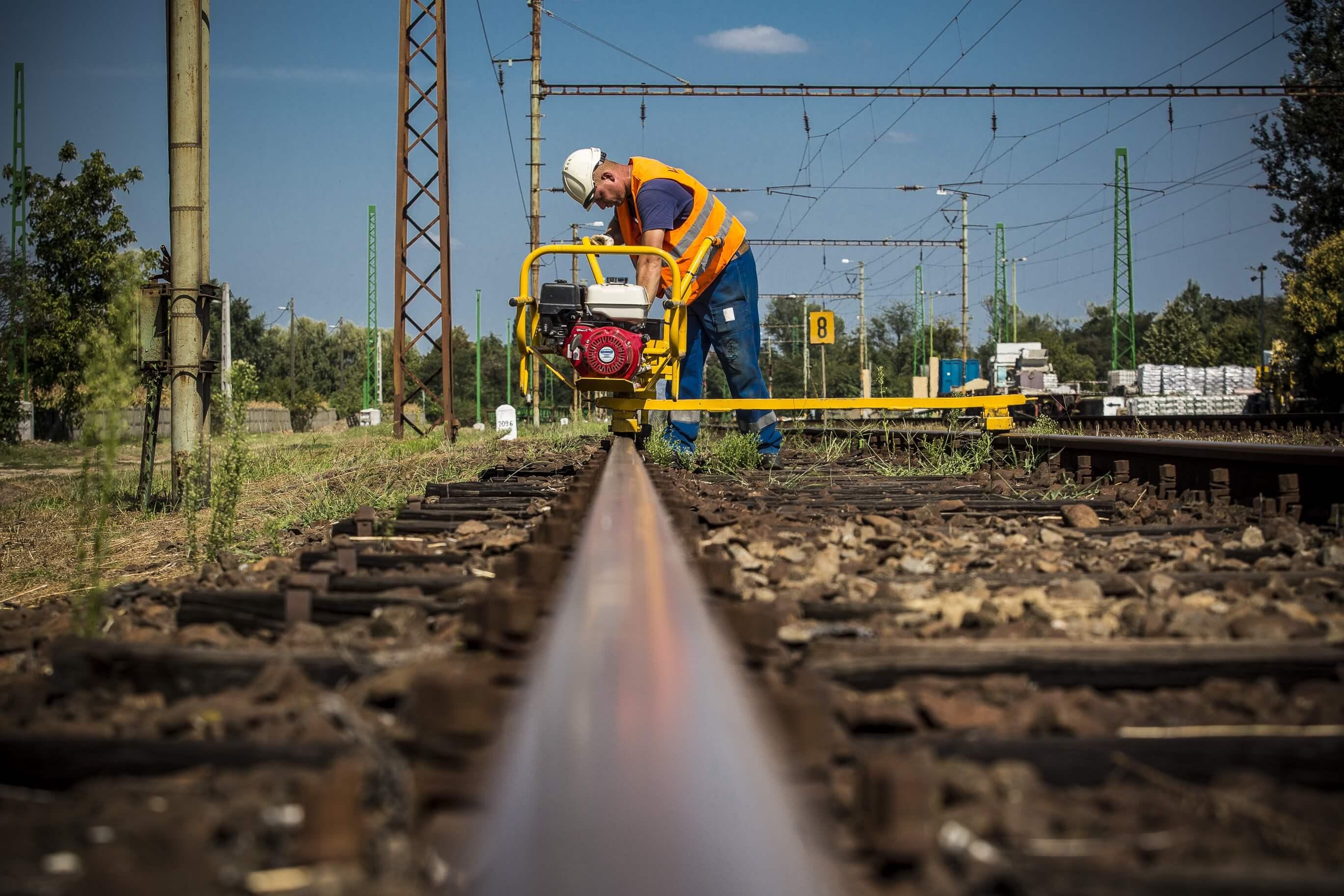 Elrajtolt a 73 milliárdos hajdúsági vasútfejlesztés
