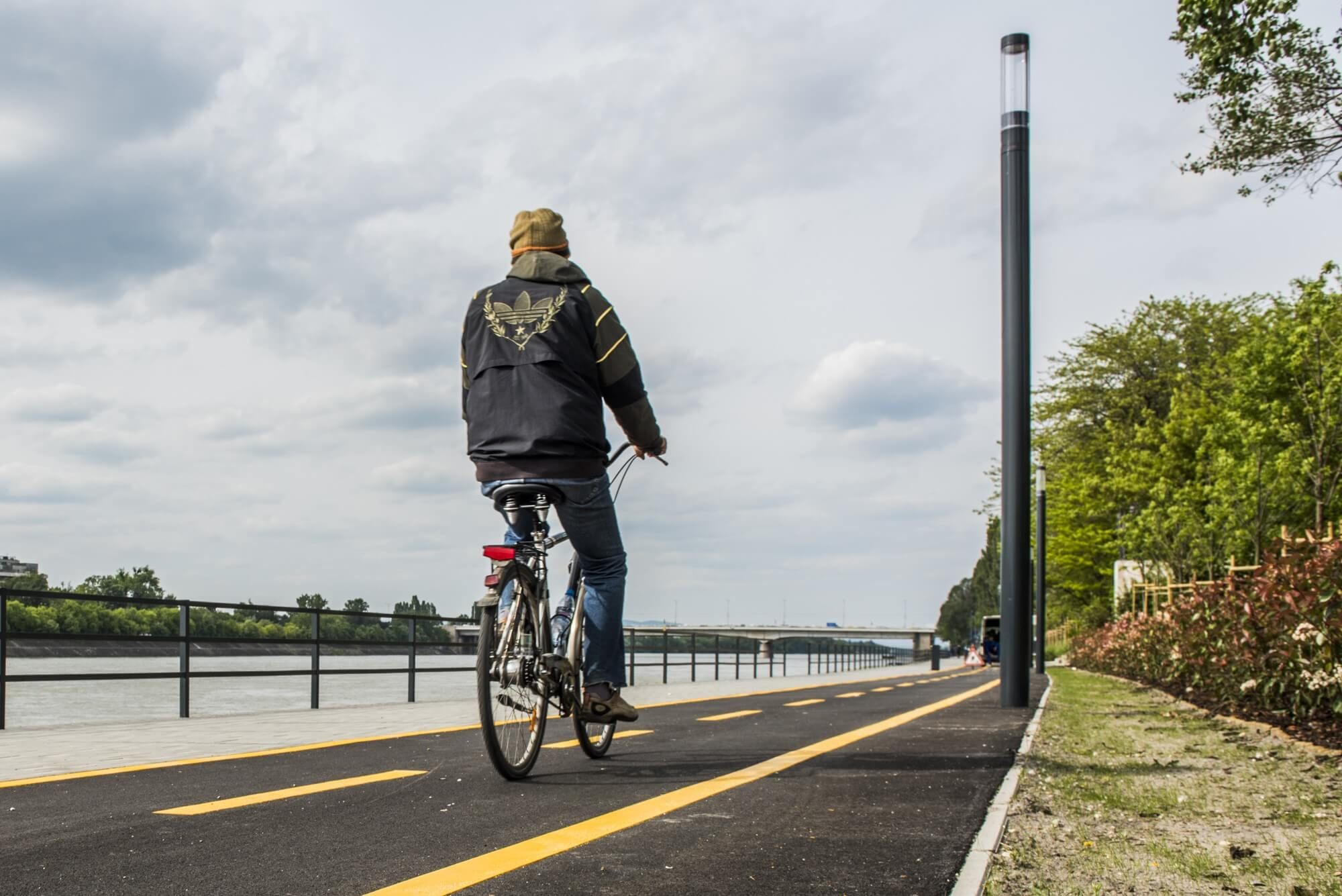1500 kilométerrel hosszabbodhat két év alatt a hazai kerékpárút hálózat