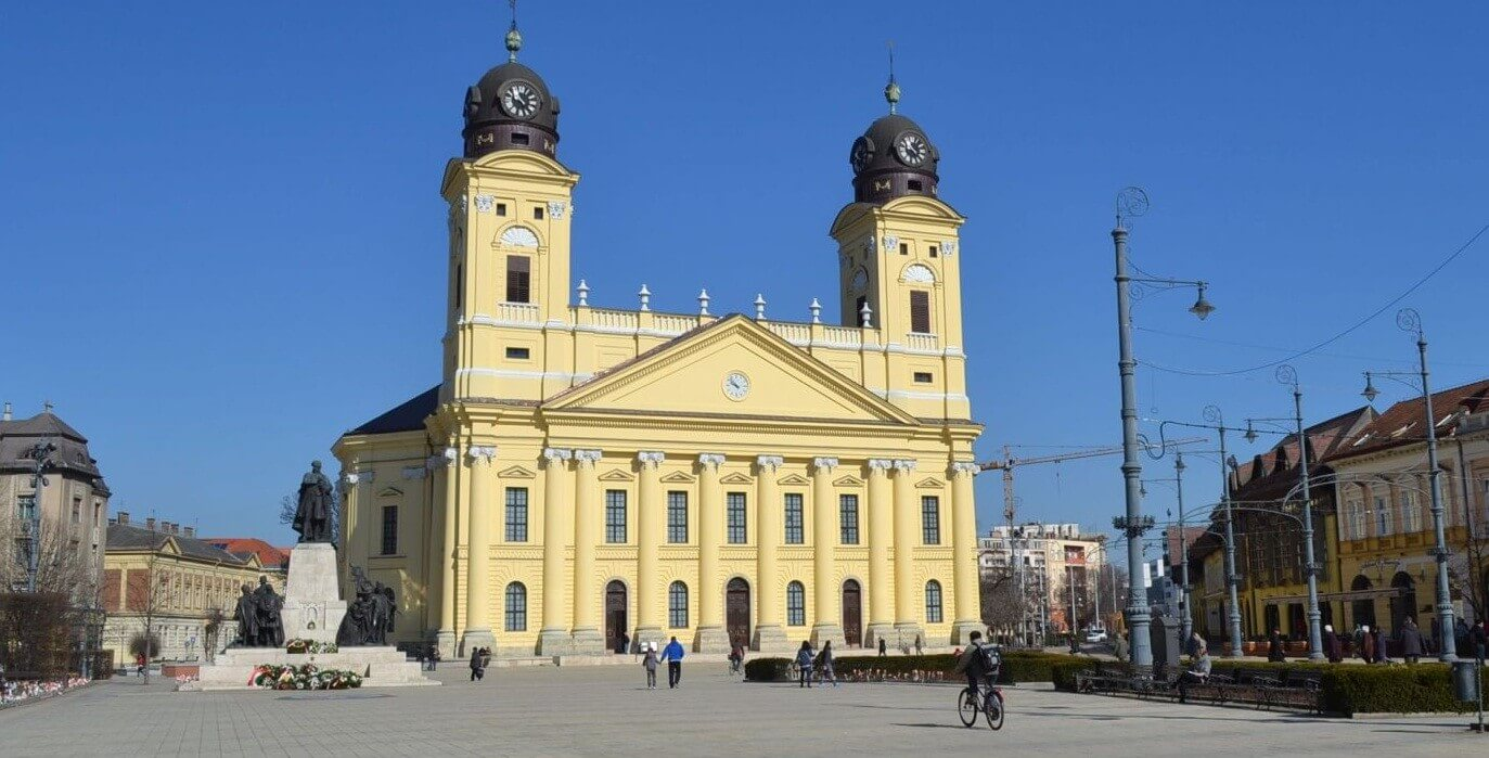 Kerékpárbarát fejlesztést kap Debrecen belvárosa