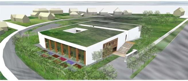 Új iskola épül Budakeszin a helyhiány enyhítésére