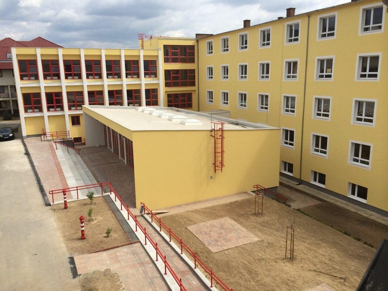 Új tantermekkel bővül Pécs német iskolája