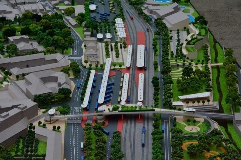 Zöld lámpát kapott a kaposvári közlekedési központ