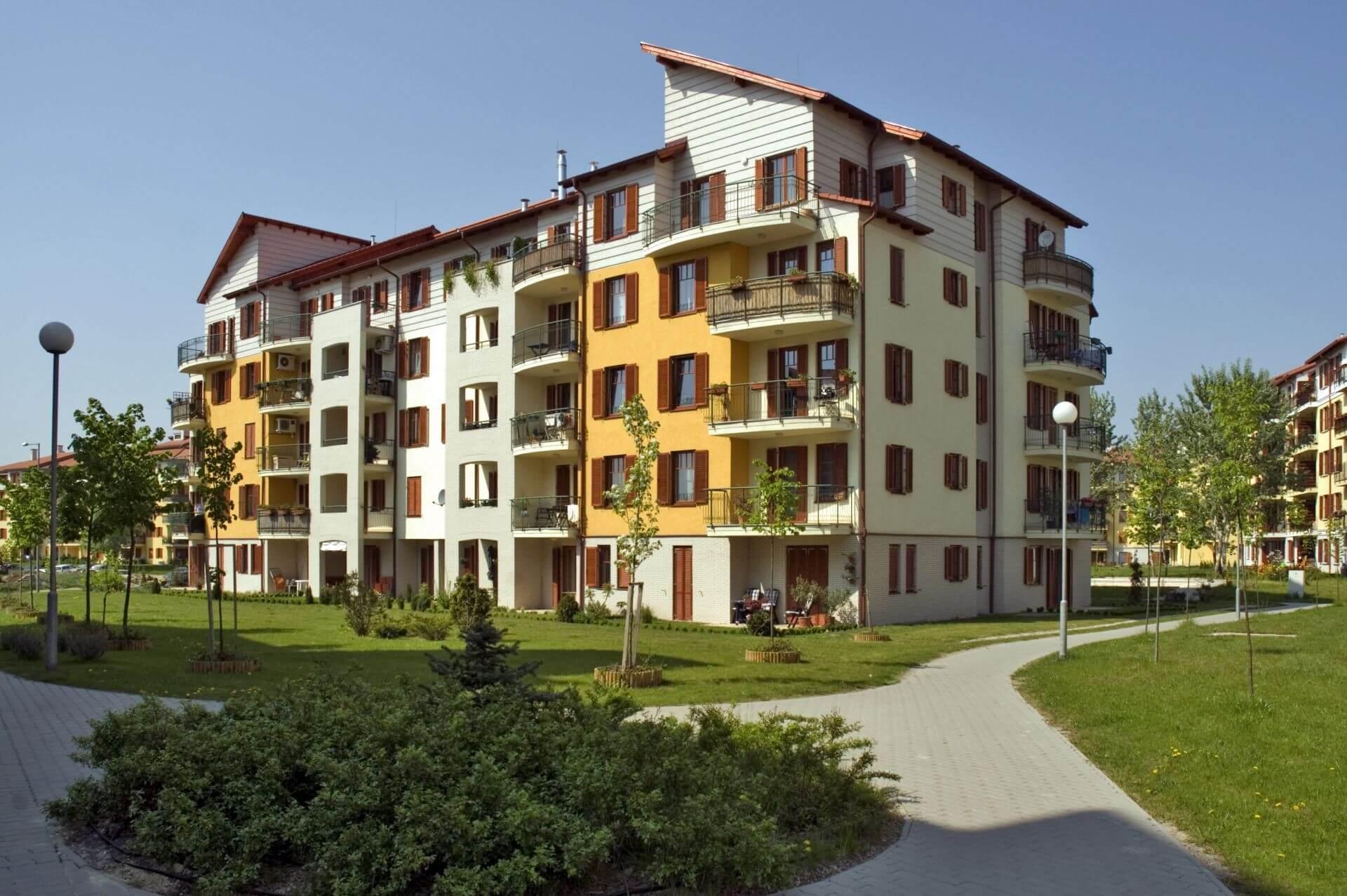 2000 óta nem volt ekkora dömping a többlakásos lakásépítésben