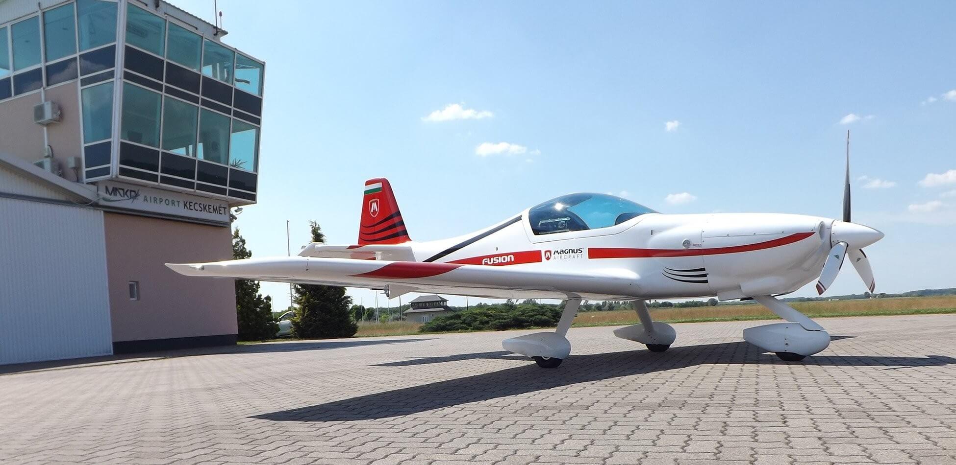 Magyar cég épít repülőgépgyárat Pécsett