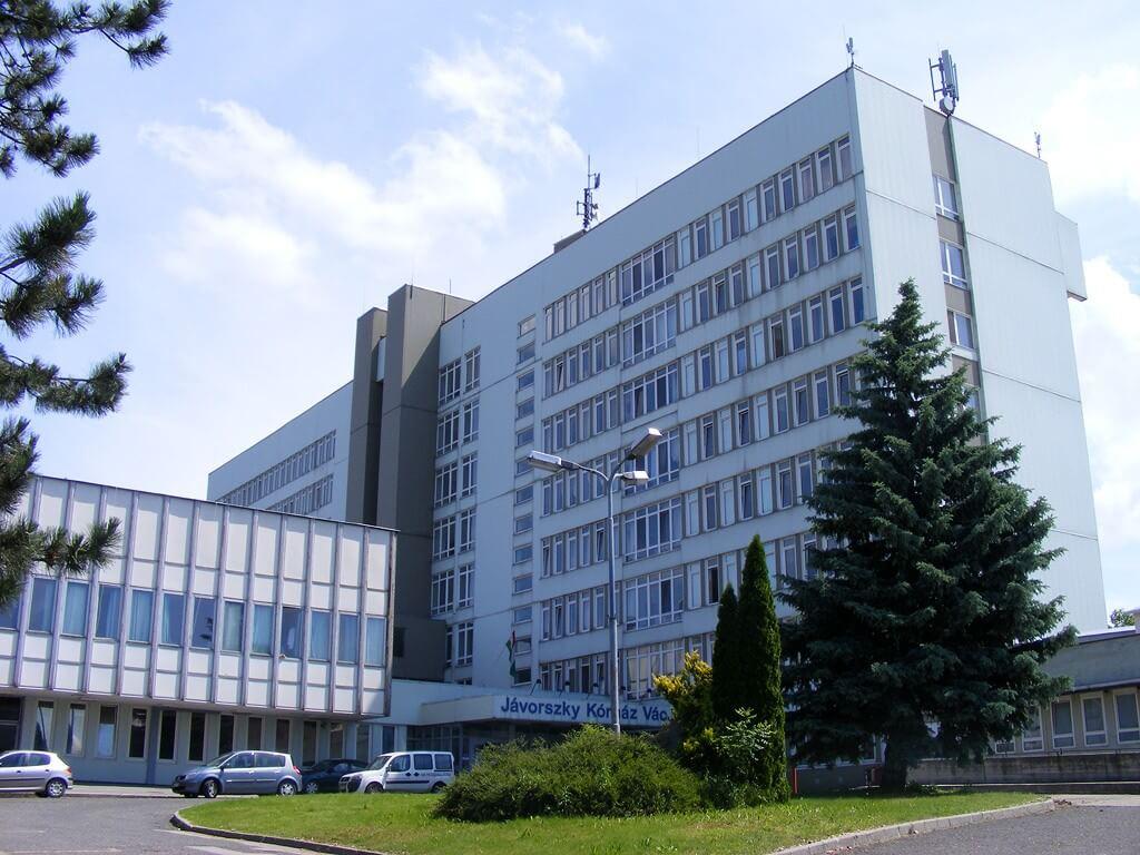 Zöld technológiát szereltek fel a váci kórházban
