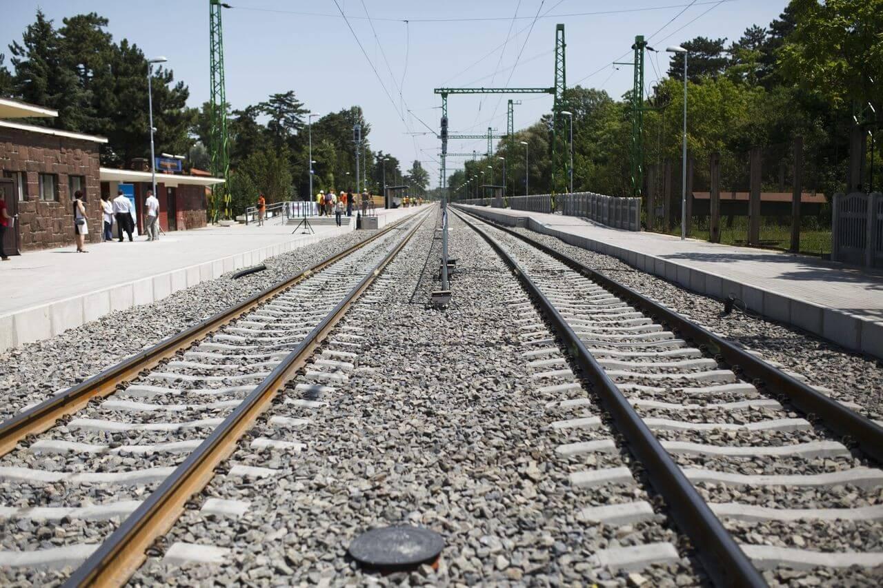 Megoldódik a vasútvonal víztelenítése Balatonvilágosnál