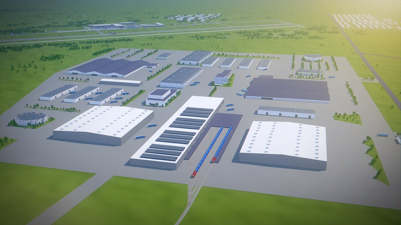 Tízmilliárdos irodaházzal és új ipari parkkal erősít Debrecen