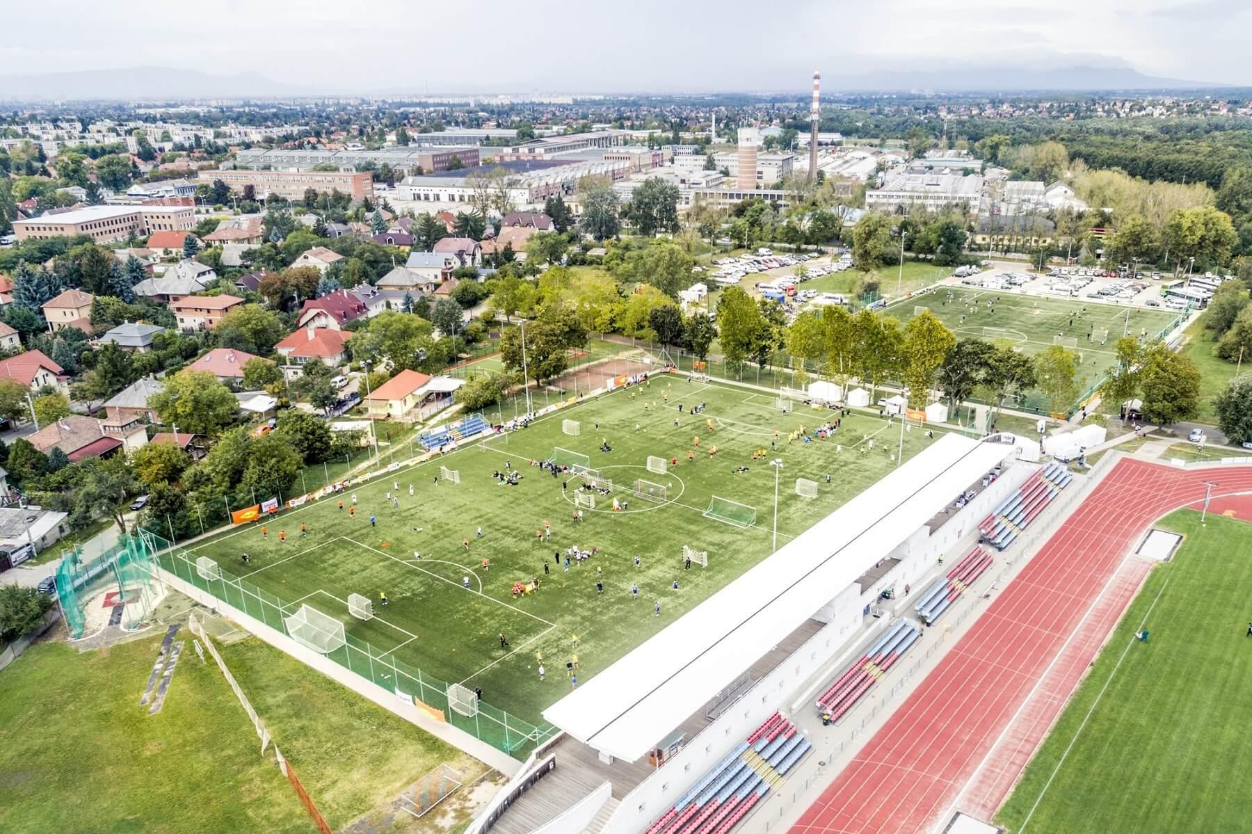 A Strabag, a Ke-Víz és a Colas lettek a NIF Kupa futballsztárjai