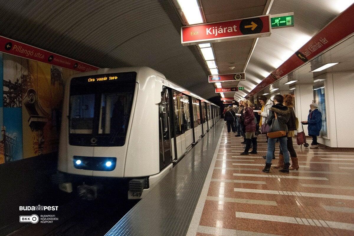 A föld alatt ér össze a 2-es metró és a gödöllői HÉV